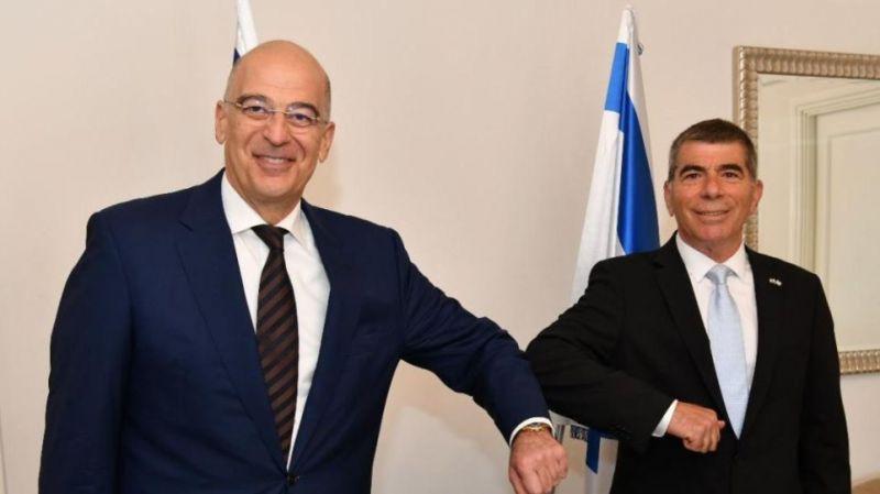 Επίσκεψη του Υπουργού Εξωτερικών, Νίκου Δένδια, στο Ισραήλ
