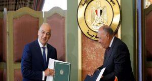 Οι συμφωνίες για Α.Ο.Ζ. με Ιταλία και Αίγυπτο στη Βουλή