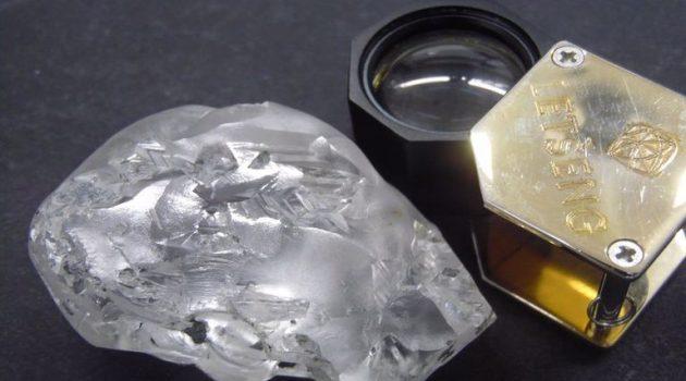 Βρέθηκε διαμάντι μεγέθους μπάλας του γκολφ – Πόσο κοστίζει
