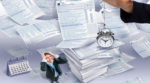 Παρατείνεται η προθεσμία υποβολής φορολογικών δηλώσεων