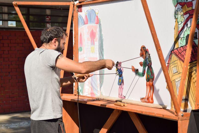 Διεθνές Φεστιβάλ Πάτρας: Παραστάσεις Καραγκιόζη