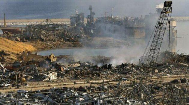 Η Ελλάδα στέλνει ξανά ανθρωπιστική βοήθεια στον Λίβανο