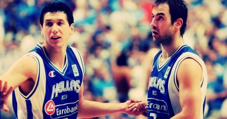 EuroBasket: Διαμαντίδης και Σπανούλης στην κορυφαία πεντάδα της 20ετίας