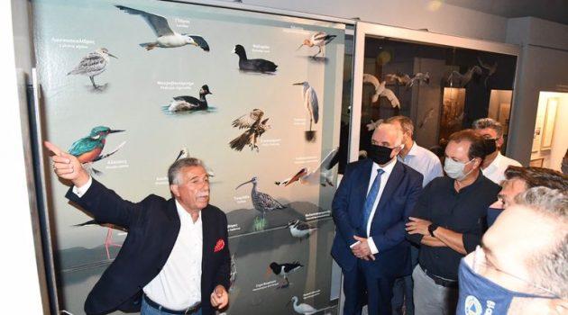 Άνοιξε τις πύλες του στο κοινό το νέο Μουσείο Άλατος της Ι.Π. Μεσολογγίου (Photos)