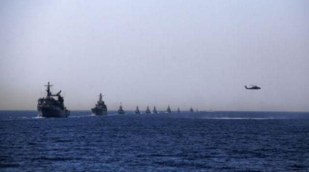 Τα γεωπολιτικά «τρίγωνα» στην Ανατολική Μεσόγειο