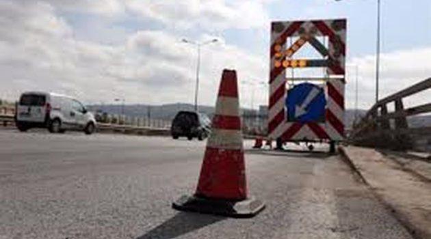 Κυκλοφοριακές ρυθμίσεις λόγω εργασιών σε Σαρδήνια και Μπούκα