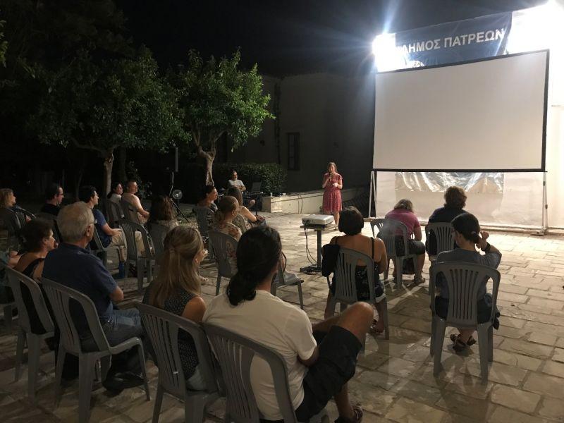 Πάτρα: Στο 50ο σχολικό συγκρότημα Κοτρωνίου, η προβολή της ταινίας «Η δουλειά της»