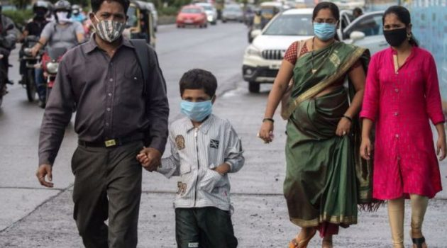 Ινδία: Ξεπέρασαν τους 57.000 οι νεκροί