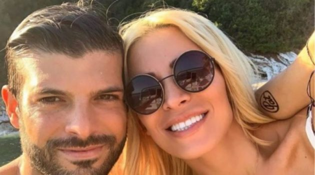 Κατερίνα Καινούργιου – Φίλιππος Τσαγκρίδης: Eρωτευμένοι στην Κέρκυρα