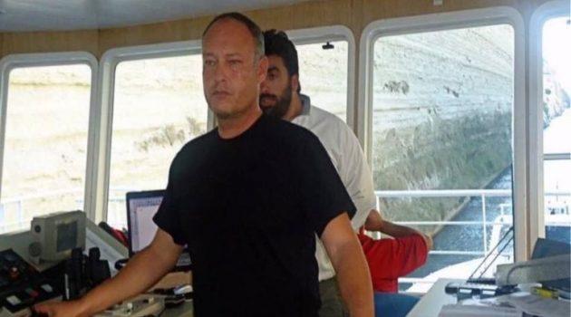 Συγκλονίζει ο καπετάνιος του ferry που έσωσε το κοριτσάκι στο Αντίρριο (Video)