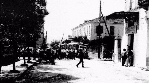 Σαν σήμερα, 22 Αυγούστου, στο Αγρίνιο, την Ελλάδα και τον κόσμο