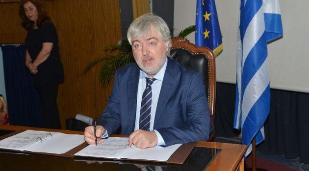 Γ. Καραμητσόπουλος: «Επιβάλλεται να πούμε και σήμερα το μεγάλο ΟΧΙ»