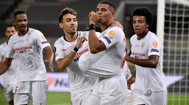 UEL: Πέναλτι που «έπνιξε» ο διαιτητής, αυτογκόλ και το τρόπαιο στην… Σεβίλλη!