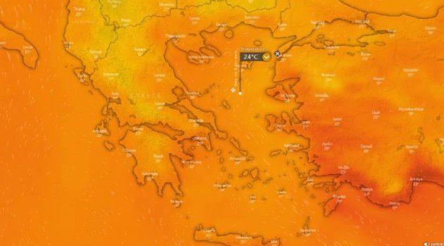Ο καιρός σήμερα, 31 Αυγούστου, στο Αγρίνιο, στη Δ. Ελλάδα και στη χώρα