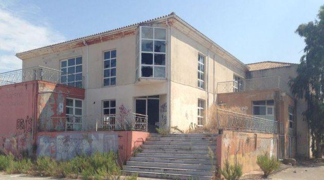 Ο Θ. Καββαδάς για την Ανακατασκευή του πρώην Κέντρου Νεότητας στη Λευκάδα