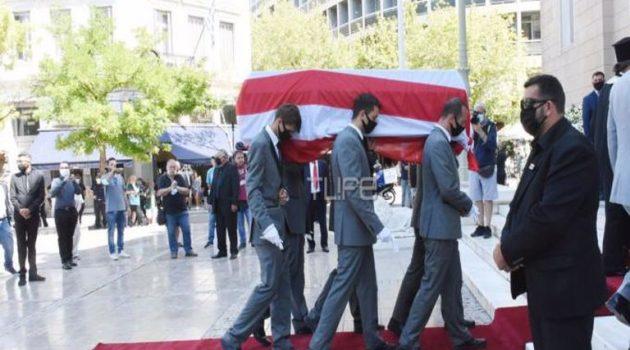 Σάββας Θεοδωρίδης: Το τελευταίο αντίο στον «θρύλο» του Ολυμπιακού