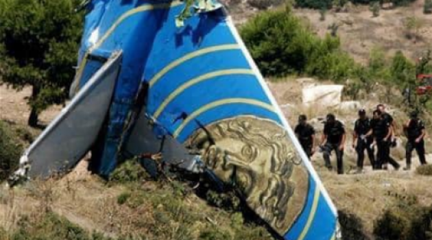 Ο Δήμαρχος Θέρμου Σπ. Κωνσταντάρας για την πτώση του Helios Airways