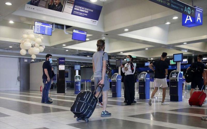 Κορωνοϊός: 508 τα κρούσματα από το εξωτερικό