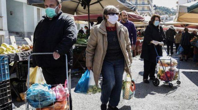Δήμος Πατρέων: Έκκληση σε πωλητές λαϊκών αγορών και καταναλωτές