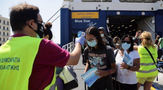 «Καλπάζει» η πανδημία στην Ελλάδα – 1.122 νέα κρούσματα σε πέντε ημέρες