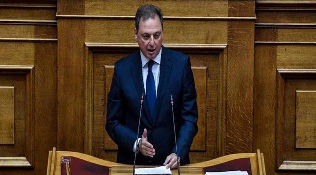 Σπ. Λιβανός: «Πολιτική ευθύνη στον πόλεμο κατά Covid-19»