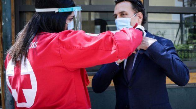 Έντεκα πρόστιμα για μη χρήση μάσκας ανήμερα της Παναγίας