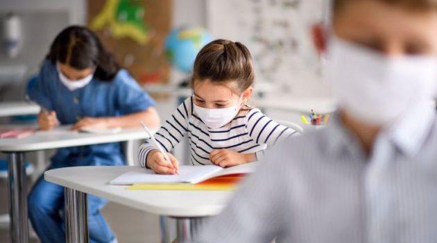Δημοσιεύθηκε το Φ.Ε.Κ. για τις δωρεάν μάσκες από τους Δήμους στα σχολεία