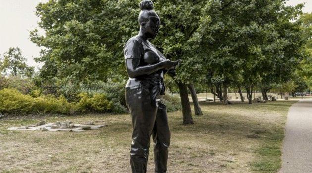 Βρετανία: Μόλις το τρίτο δημόσιο άγαλμα που απεικονίζει μαύρη γυναίκα