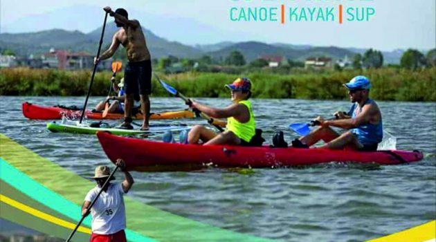 Μαθήματα Canoe Kayak ήρεμων νερών από το Ναυτικό Όμιλο Μεσολογγίου