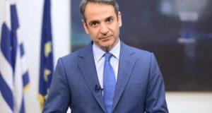 Κ. Μητσοτάκης: Καθήκον μας να επιλέξουμε την αυτοπροστασία