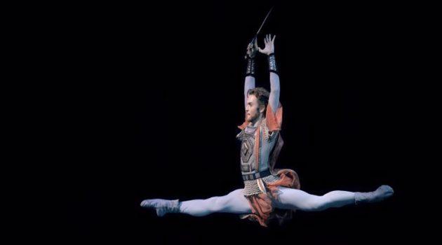 Ντενίς Ρόντκιν: Ο νέος σταρ του κλασικού χορού στο Ηρώδειο