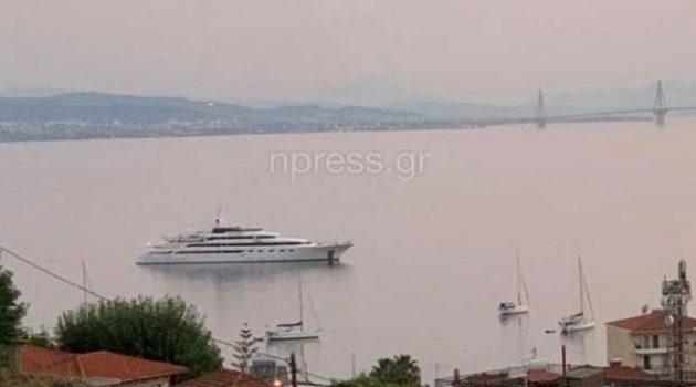 Το εντυπωσιακό O'MEGA Yacht στη Ναύπακτο – Γέμισε ιστιοπλοϊκά η πόλη