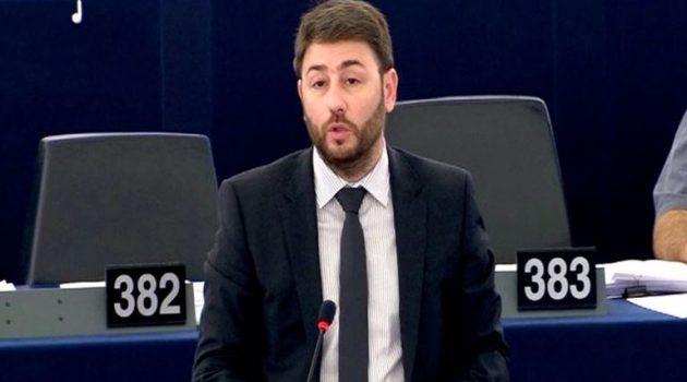 Ανδρουλάκης: Η πανδημία καταδεικνύει ότι χρειάζονται ενισχυμένες δυνατότητες