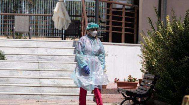 Μοσχάτο: Θετική στον ιό υπάλληλος σε γηροκομείο