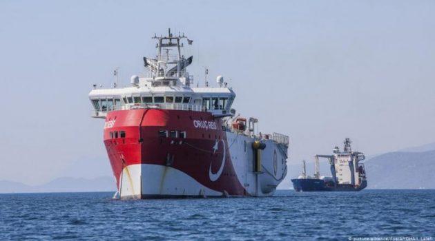 Ορούτς Ρέις: H Tουρκία ανακάλεσε τις άδειες στο Τουρκικό Ναυτικό