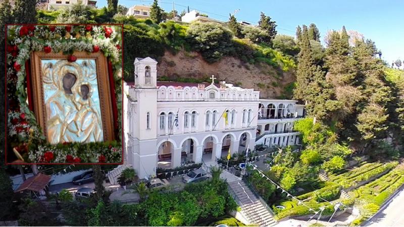 Παναγία Τρυπητή: Η ιστορία της «Κυράς του Αιγίου» (Video) - AgrinioTimes.gr