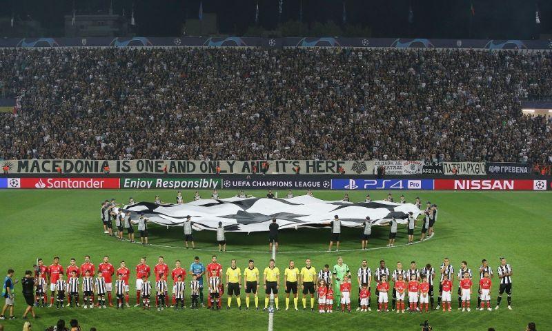 UEFA – Π.Α.Ο.Κ.: Οι υποψήφιοι αντίπαλοι αν περάσει την Μπεσίκτας