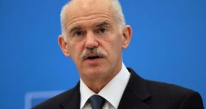 Παπανδρέου: «Η ειρηνική επίλυση των διαφορών με βάση το Διεθνές…