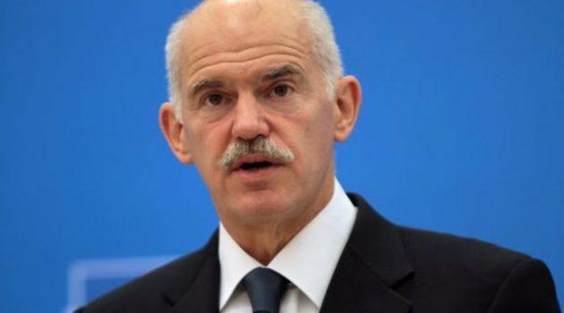 Γ. Παπανδρέου: «Η ένταση στην Ανατολική Μεσόγειο βάζει σε κίνδυνο όλη την περιοχή»
