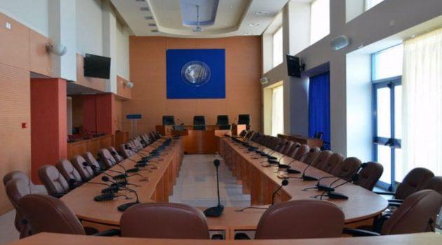 Συνεδριάζει τη Δευτέρα το Περιφερειακό Συμβούλιο Δ.Ε.