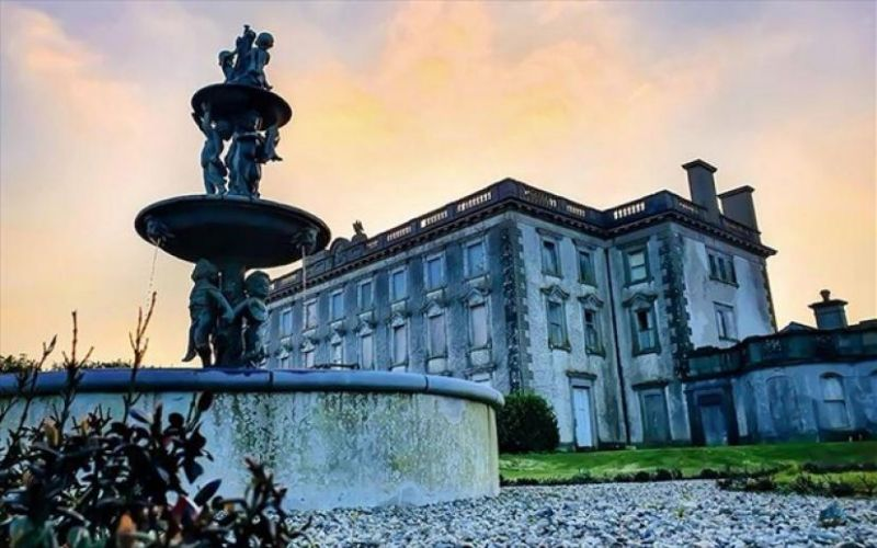 Πωλείται στοιχειωμένο αρχοντικό στην Ιρλανδία (Video)