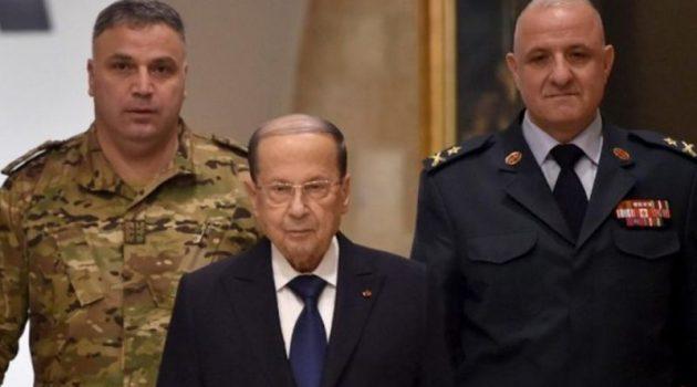 Ο Πρόεδρος του Λιβάνου δεν αποκλείει συμφωνία ειρήνης με το Ισραήλ