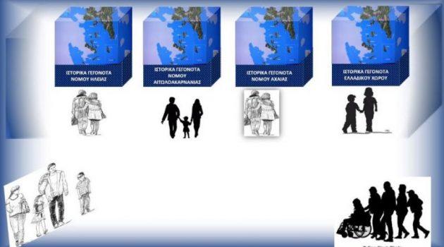 Π.Δ.Ε.: Ψηφιακό Θεματικό Πάρκο για την ανάδειξη της ιστορικής και πολιτισμικής ταυτότητας