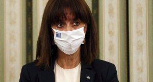 Έκκληση Σακελλαροπούλου για τις ψευδείς ειδήσεις και τη δημόσια υγεία