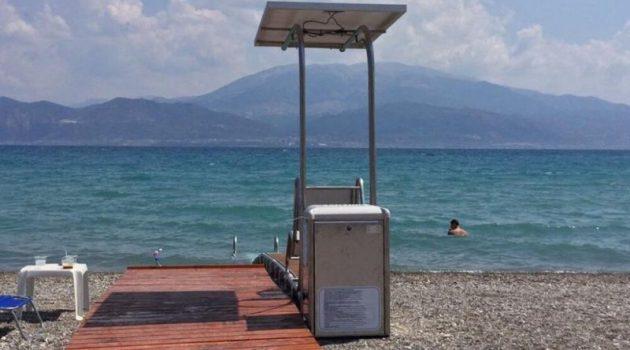 «Seatrac»: Σε λειτουργία στις πλαζ Αμφιλοχίας και Αστακού