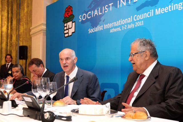 Σοσιαλιστική Διεθνής: «Να υπάρξουν κυρώσεις για την παρωδία εκλογών στη Λευκορωσία»