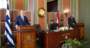 Συμφωνία Ελλάδας και Αιγύπτου για Α.Ο.Ζ. – Οι δηλώσεις, Δένδια