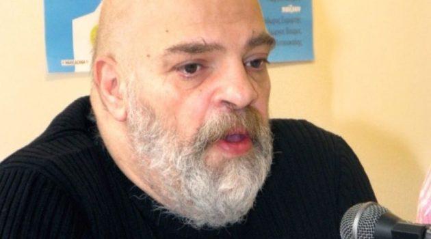 Πέθανε σε ηλικία 64 ετών ο ηθοποιός Γιώργος Βούρος