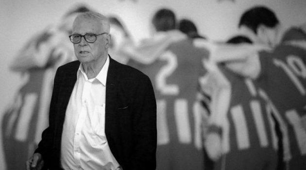 Θλίψη στον Ολυμπιακό και το ελληνικό ποδόσφαιρο: «Έφυγε» ο Σάββας Θεοδωρίδης