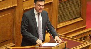 Εισήγηση Μωραΐτη για την πρόταση δυσπιστίας κατά Σταϊκούρα